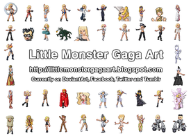 Lady Gaga Sprite Mash-Up by LMGA