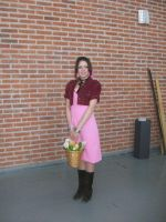 Aerith by LiShaoling