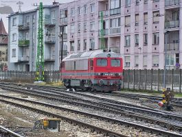 M41 2143 in Gyor station -2008 by morpheus880223