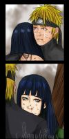 Naruto x Hinata - what if.. by shamylicious