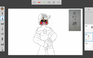 w.i.p his name  is  Svetto by foxythepirate290