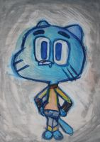 gumball by cubpenguin