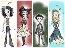 We could have a life, us two by Mrs-Lovett-da-Pirate
