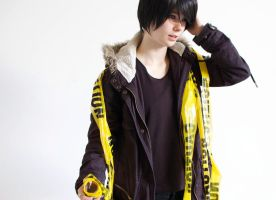The.Road.I.Walk. +Durarara+ by Lupinine-Reiji