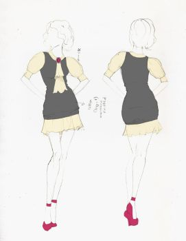 dress 5 by butter-a-fly