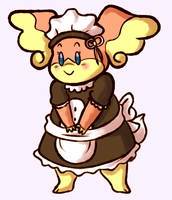 bunne maid by FizTheAncient