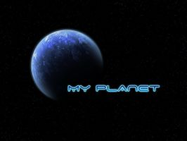 My Planet by Adamoos