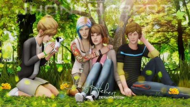 Friends For Life - Life Is Strange by JhonyHebert