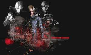 Leon Resident Evil 6 by JillValentinexBSAA