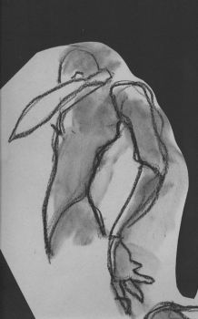 Figure Drawing by Catsratch