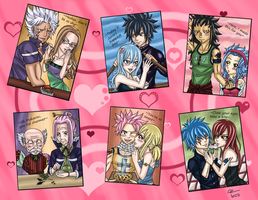 Contest Entry - Valentines Day 2015 by GhostTitan