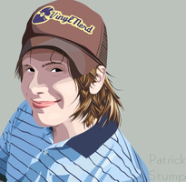 Vector - Patrick Stump by Alystar