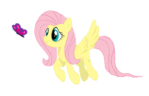 Fluttershy by saturtron
