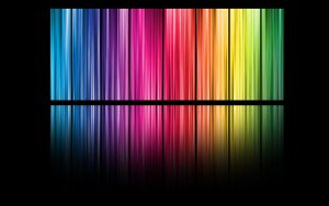 colour spectrum by 77number77