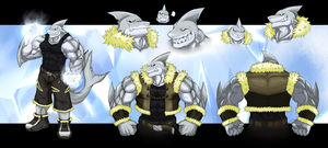 Grand Atrox Character Sheet by WarGreymon43