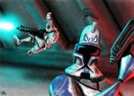 Captain Rex by kevbrett