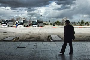 Bus Station 01 by pigarot