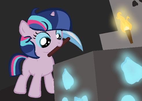 Sparkle Gleamer by Queen-Of-teh-Bananas