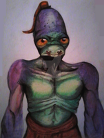 It's an Oddworld out There by The-TimeRunner