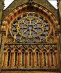 Church Window by Estruda