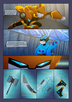 Battle Royal stage 1 pg1 by LyricaBelachium