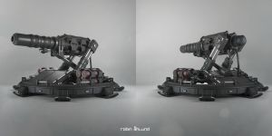 Cannon by curux