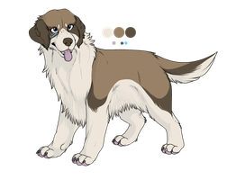 Me as a Dog by Zilla-Hearted