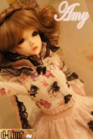 My Ball Jointed Doll by d-Linn