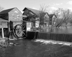 Old Mill by Kake-129