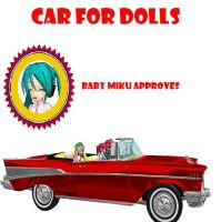 MMD car for dolls by bawicho