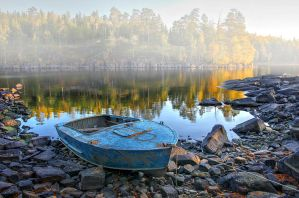 Autumn in the Valaam Islands... by my-shots