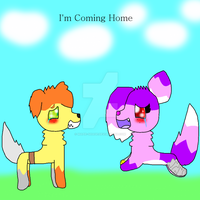 Tell The World, Im Coming Home by VictoriaDaMeowtini