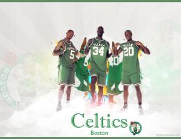 Celtics by B2rhom