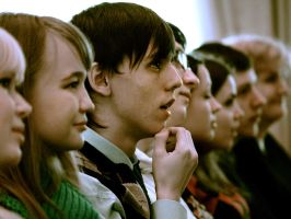 the audience by 6igella