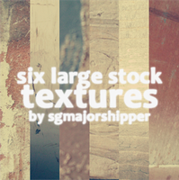 1 Large Texture Set by sgmajorshipper