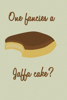 Fancy a Jaffa cake? by Revolution689