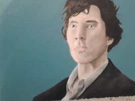 Sherlock Holmes WIP by Icewing-Wolf