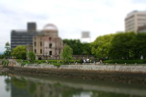 Hiroshima 2 Tilt Shift by hapadesign