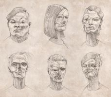 Faces by gabrio76
