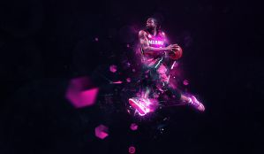 Dwyane Wallpaper by EmDesignEmd