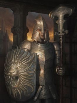 The King's Guard by JeanRoux