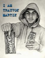 I'm Trayvon Martin by AnthonyAKABenny