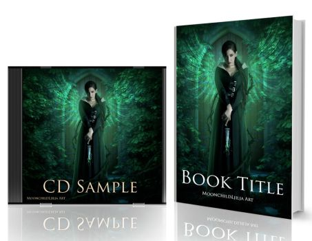Available for Book or Cd Cover by moonchild-ljilja