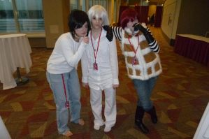 Death note cosplayers by milovedeathnote