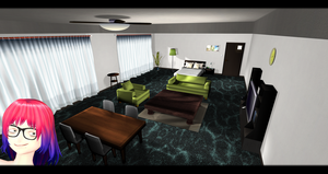Mmd stage pack 4 theatre stages dl by nyalinaa on for Stages bedroom collection
