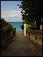 The Ocean at the End of the Lane by Szazomy