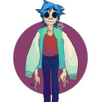 2D by clevernamepun