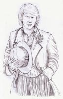 The 5th Doctor by TardisTailz700