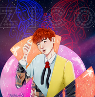 ZICO I am you, You are me by Raichu-Niizuma