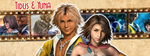 Tidus and Yuna | Timeline Facebook by Howie62